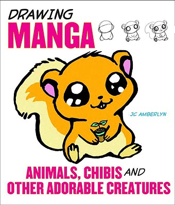 Drawing Manga By Amberlyn, J. C.